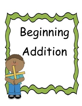 Beginning Addition - Envision Topic 7