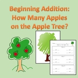 Beginning Addition: How Many Apples?