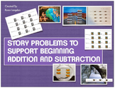 Addition & Subtraction Math Centers & SMARTboard Companion