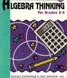 Beginning Algebra Thinking Grades 3/4