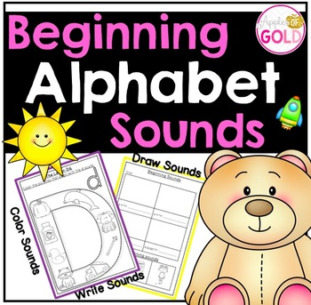 Beginning Alphabet Sounds