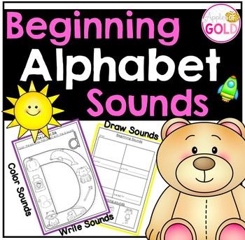 Beginning Alphabet Sounds