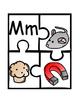 Beginning Alphabet Sounds Puzzle