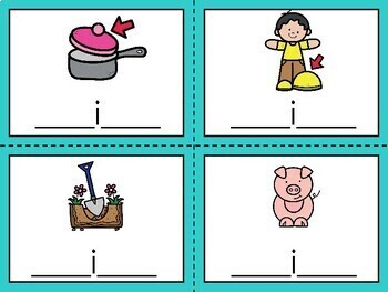 Beginning And Ending Sound Activity Cards