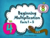 Beginning Apple Multiplication