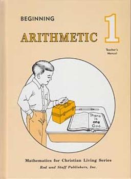 Beginning Arithmetic