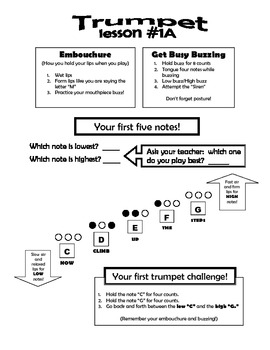 Beginning Band First Lessons 6-pack