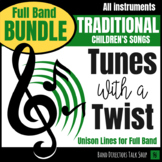 Beginning Band Music - TRADITIONAL COLLECTION Tunes With a