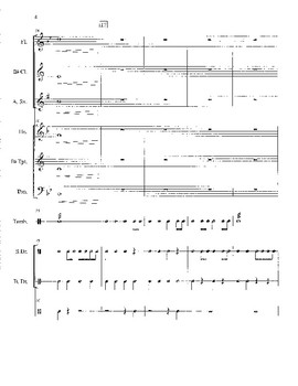 Beginning Band Music - Three Note Adventure