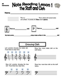 Beginning Band Note Reading: The Basics
