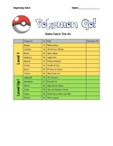 Beginning Band Pokemon Go Pass-off
