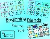 Beginning Blend Picture Sort
