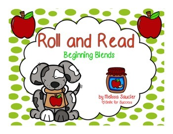 Beginning Blend Roll and Read {Fall Themed}