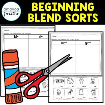 Beginning Blend Sorts