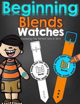 Beginning Blend Watches!