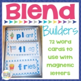 Blends: Word Building Mats