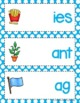 Blends: Word Building Mats