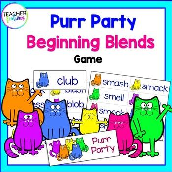 Beginning Blends Game