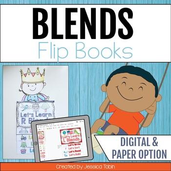 Blends Flip Books