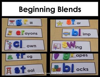 Beginning Blends
