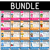 Beginning Blends - Activities - Mega Bundle