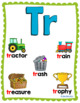 Blends Anchor Charts for Kindergarten, First, and Second Grade
