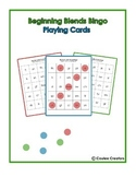 Beginning Blends Bingo - Working on Beginning Consonant Blends