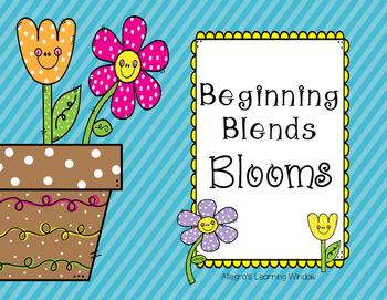 Beginning Blends Blooms