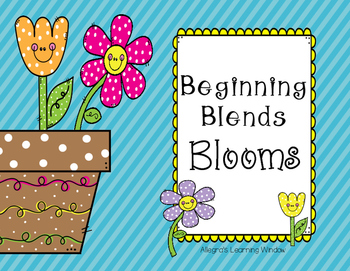 Beginning Blends Blooms