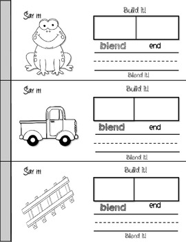 Beginning Blends Books