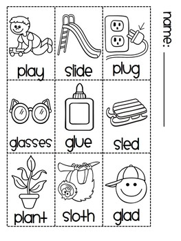 Blends Books Bundle (6 Fun Beginning Blends Sorting Books)