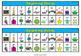 Beginning Blends Bundle QLD Beginners Font: Worksheets, Po