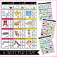 Beginning Blends Clip Cards (Strip Clips & Recording Sheets)