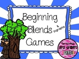 Beginning Blends & Digraphs Games