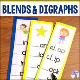 Beginning Blends & Digraphs Strips