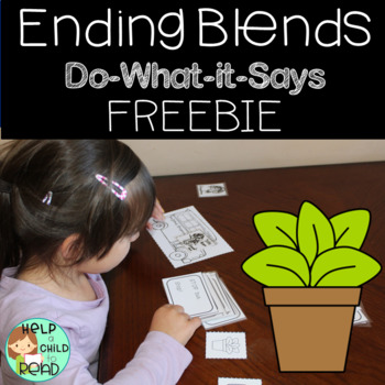 Ending Blends Do-What-it-Says