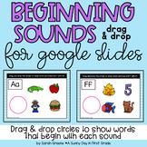 Beginning Blends Drag & Drop for Google Slides™ - Distance