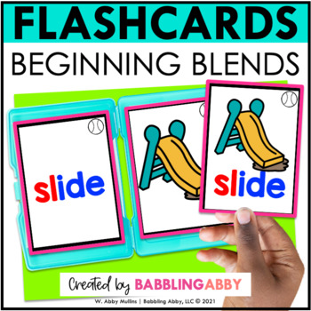 Beginning Blends Flashcards