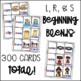 Beginning Blends Flashcards