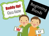 Beginning Blends Game - BUDDY-UP!