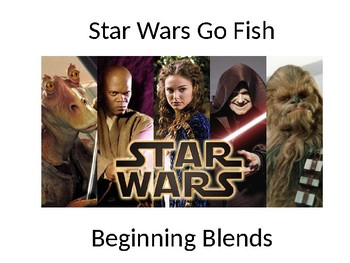 Beginning Blends ~ Go Fish