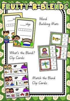 Beginning Blends MEGA BUNDLE OF CENTRES