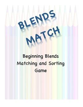 Beginning Blends Match