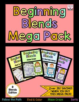 Beginning Blends Mega Pack - R-Blends Edition