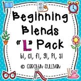 "Beginning Blends Pack - For the ""L"" Blends"