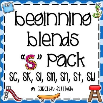 Beginning Blends Pack- For the S Blends