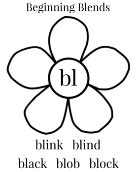 Beginning Blends Packet