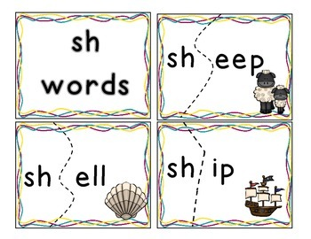 Beginning Blends Puzzle Pack