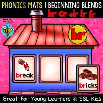 Beginning Blends (R) Sorting Mats