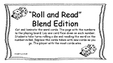 Beginning Blends-Roll and Read